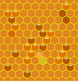 bee hive lightth vector image