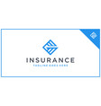 g future insurance financial advisory logo design vector image