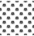 hockey jersey pattern vector image vector image