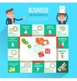Business Growth Strategies Concept vector image vector image