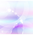 abstract gradient pastel color with white and vector image vector image