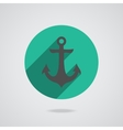 Nautical Anchor vector image vector image