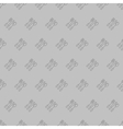 cultery seamless pattern vector image vector image