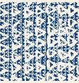 triangle tie dye pattern vector image