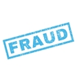 Fraud Rubber Stamp vector image vector image