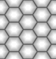 hexagon seamless pattern 3 vector image