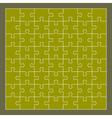 puzzle 56 pieces vector image vector image