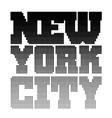 New York t shirt pixel