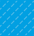 toothpick pattern seamless blue vector image vector image