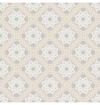 Seamless wallpaper Islamic motif background vector image vector image