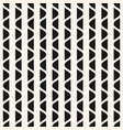 vertical wavy stripes geometric texture vector image vector image
