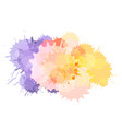 Watercolor astract background or aquarelle