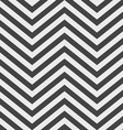 Black and White V Shape Chevron Background vector image