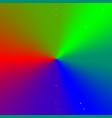 circular multicolor element - color wheel color vector image