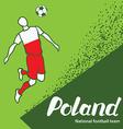 Poland 4 vector image