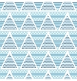 Triangles geometric abstract seamless pattern vector image vector image