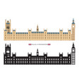 Palace westminster and big ben london england