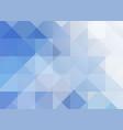 blue geometric transparent background vector image