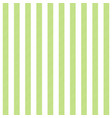 green white striped fabric texture seamless vector image vector image