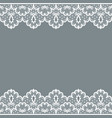 background with lace borders