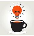 Coffee IDea vector image vector image