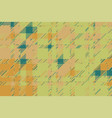 modern glitch background color geometric abstract vector image vector image