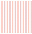 stripes red pastel color seamless pattern vector image vector image