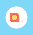 measure tape icon sign symbol vector image vector image