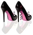 Pair of shoes vector | Price: 1 Credit (USD $1)
