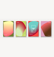 Trendy cool minimalist abstract modern covers