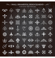 Small Design Elements vector image