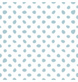 tile pattern with small mint green polka dots vector image vector image