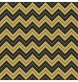 zigzag hipster seamless sharp corner pattern vector image