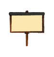 Blank board presentation