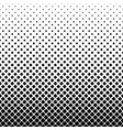 monochromatic square pattern - geometrical vector image vector image