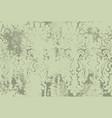 vintage ornament pattern baroque rococo texture vector image vector image