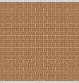 seamless pattern background stone brick wall vector image