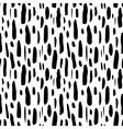 Seamless Pattern Brush Stroke vector image vector image