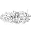 am i just a freak nature text word cloud vector image vector image