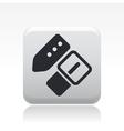 belt icon vector image vector image