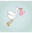 bird icon design vector image vector image