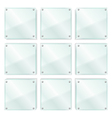 Glass Frames vector image vector image