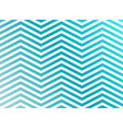 blue chevrion zigzag pattern background vector image vector image