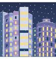 new building landscape vector image