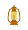 Old-school Kerosene Lamp vector image vector image