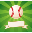 Baseball background vector | Price: 1 Credit (USD $1)