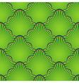 0 green 1 ray vector image vector image