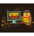 Learn english concept vector image vector image