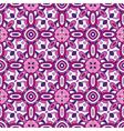 seamless ornate geometric pattern vector image vector image
