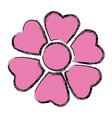 sakura flower japan natural season image vector image vector image